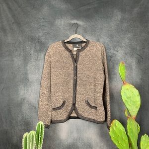 Peruvian Connection Alpaca Wool Cardigan      A308